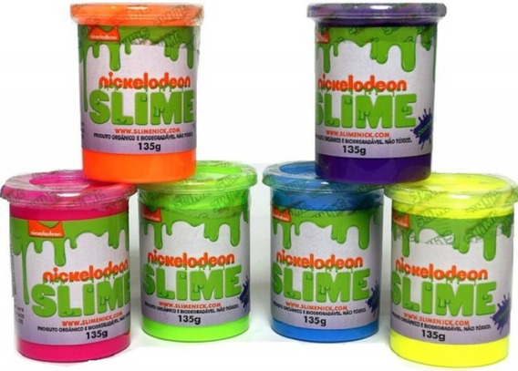 Slime Nickelodeon Cores 135g 0041 Asca Toys