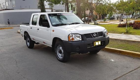 Vendo Nissan Frontier Fab 2015 Motor Ok Aire/ac Unico Dueño