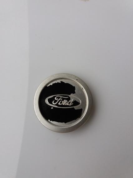 Centro Calota Roda Corcel Novo Original Ford