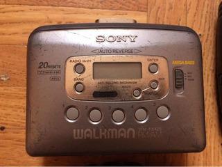 Radios Sony Walkman Am/fm ,discman Sony Etc