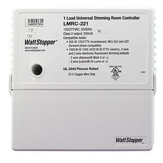 Wattstopper Lmrc221 Montaje De Caja Universal 1 Load Forward