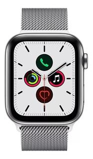 Apple Watch Series 5 (gps + Cellular, 44mm) - Milanês