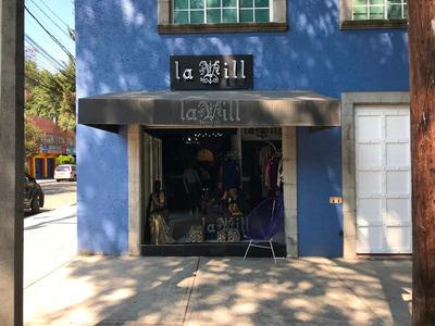 Traspaso.gran Oportunidad Para Tienda De Ropa En La Condesa.