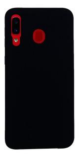 Funda Samsung M20 Tpu Duo Proteccion Negro