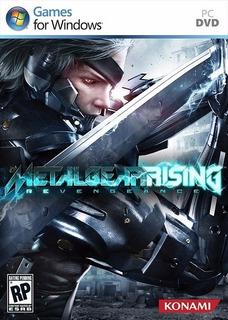 Metal Gear Rising Revengeance Pc Steam - Original
