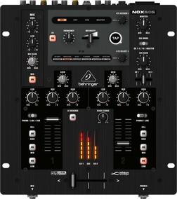 Pro Mixer Behringer Nox 202