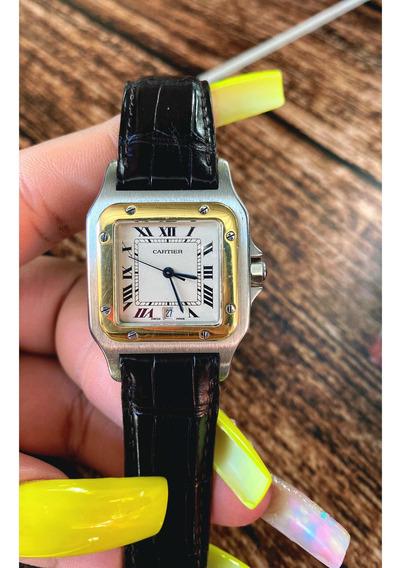 Reloj Santos De Cartier
