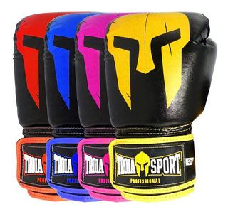Kit 2 Pares De Luva Boxe/ Muay Thai Profissional- Promoção!