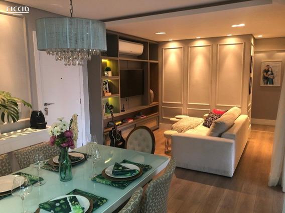 Apartamento - Jardim Aquarius - Ref: 7379 - V-ri3008