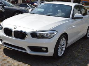 Bmw Serie 1 2016 120i Blanco