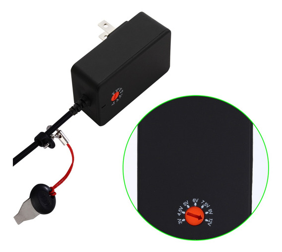 Kkmoon Dyf-s-a018-01a Poder Adaptador Interruptor De