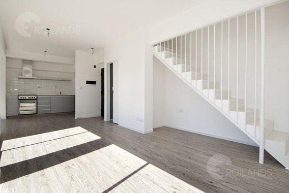 Venta Departamento Duplex 2 Ambientes Con Balcón Terraza En Saavedra