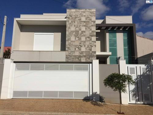 Imagem 1 de 30 de Casa À Venda Em Parque Residencial Figueira - Ca003692