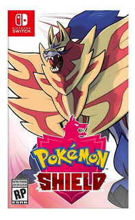 Juegos Nintendo Switch Pokemon Espada Pokemon Escudo Nvo /u