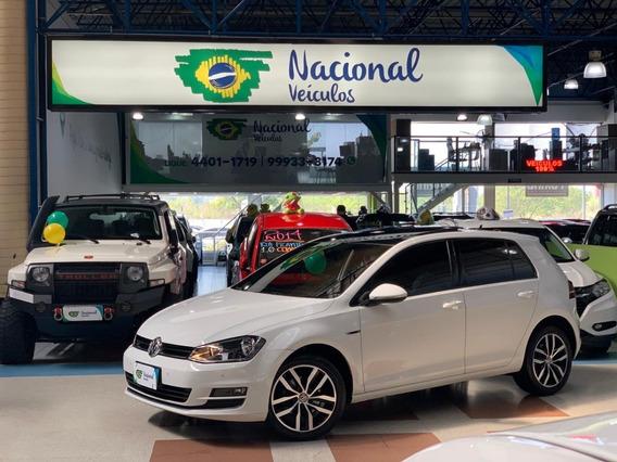 Volkswagen Golf Highiline 1.4 Tsi Automático Top+ Teto Solar