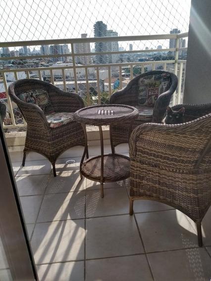 Apartamento Em Vila Carrão, São Paulo/sp De 62m² 2 Quartos À Venda Por R$ 360.000,00 - Ap140191