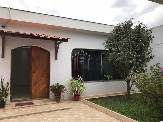 Casa Térrea Comercial Para Locação Na Vila Assunção 4 Vagas De Garagem. - 11257ig