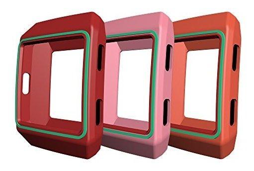 Funda Awinner Funda Colorida Para Fitbit Ionic A Prueba De G