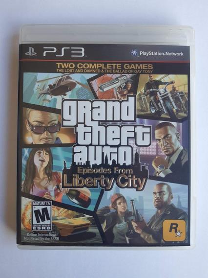 Grand Theft Auto: Episodes From Liberty City - Frete Incluso
