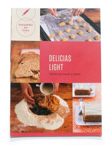Imagen 1 de 1 de Libropanaderíaencasan° 5:deliciaslight