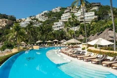 Hermosa Villa Con Vista Al Mar En Hotel Quinta Real
