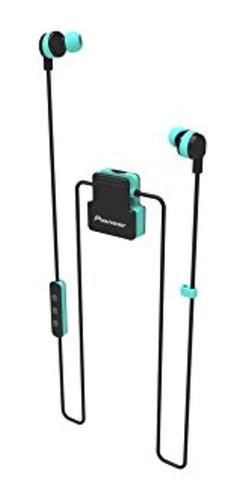 Imagen 1 de 5 de Auriculares Inalambricos Pioneer Active Inear Con Clip Inte