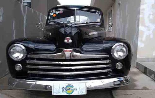 Ford Coupê Hot 1947