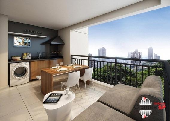 Apartamento Resid Alameda 1dorm. 38m2 E 56m2 C/ Suíte - 2158