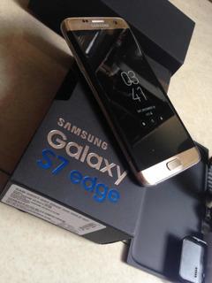 Samsung S7 Edge Liberado 4g Lte 32gb. Negociable