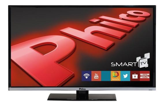Smart Tv Led 40 Polegadas Philco Full Hd Conversor Digital