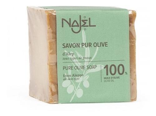 Jabón De Alepo 100% Aceite De Oliva