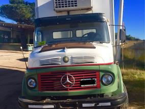 Mercedes-benz 1114 1981