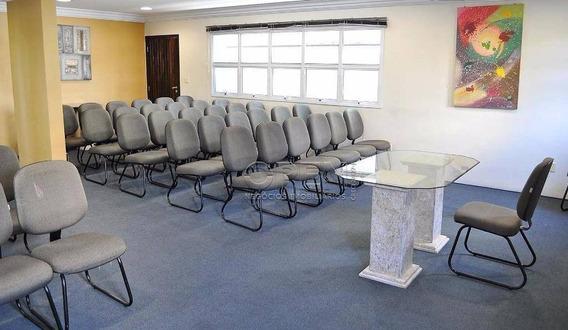 Sala À Venda, 34 M² Por R$ 195.000,00 - Vila Guiomar - Santo André/sp - Sa0455