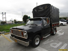 Dodge D-100 Camioneta