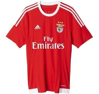 Jersey Original adidas Benfica Portugal Raul Jimenez #9 Loca