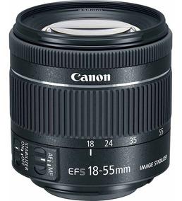 Lente Canon Ef-s 18-55mm F/4-5.6 Is Stm C/ Nf-e Garant Canon