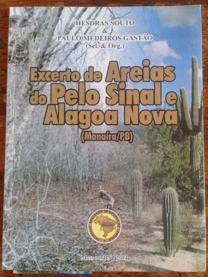 Livro Excerto De Areias Do Pelo Sinal E Alagoa Nova