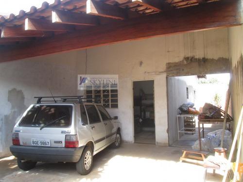 Casa A Venda No Bairro Residencial Nato Vetorasso Em São - 548-1