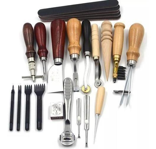 Bricolaje De Cuero Craft Punch Tools Kit