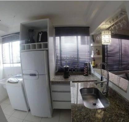 Apartamento Com 2 Dormitórios À Venda, 46 M² Por R$ 175.000,00 - Residencial Guairá - Sumaré/sp - Ap2872