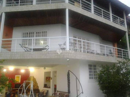 Imagem 1 de 18 de Casa Com 3 Quartos, 527 M² Por R$ 1.400.000 - Badu - Niterói/rj - Ca18272
