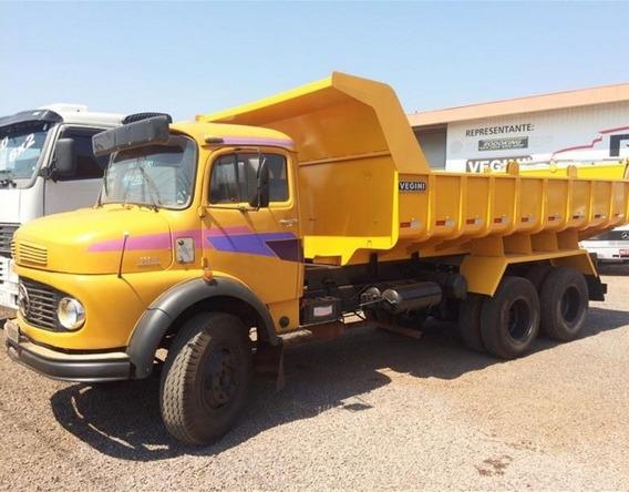 Mb 1113 Ano 81 Truck Caçamba