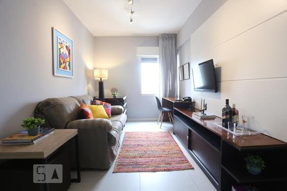 Apartamento Para Aluguel - Bela Vista, 1 Quarto, 38 - 893017540