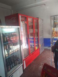 Refrigerador Coca-cola 3 Puertas