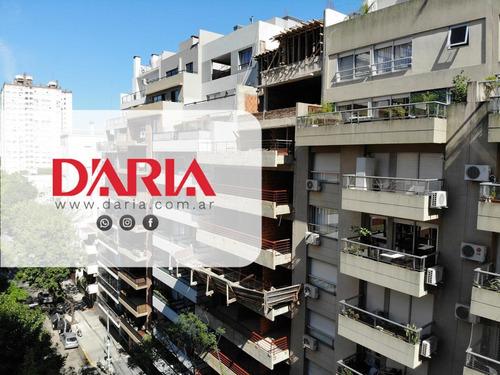 2 Amb · Balcon Terraza ·  A Mts De Libertador · Apto Prof ·