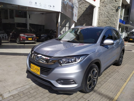 Honda Hrv Exl 4x4 2019 Acero