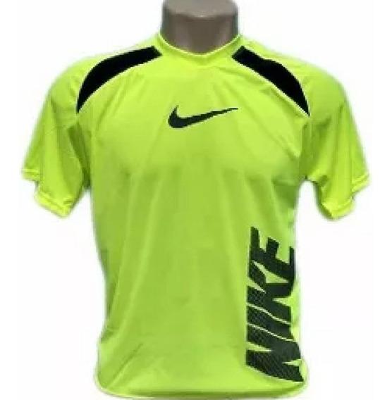 Kit 5 Camisa Camiseta Dry Fit Masculina Academia Esporte Top