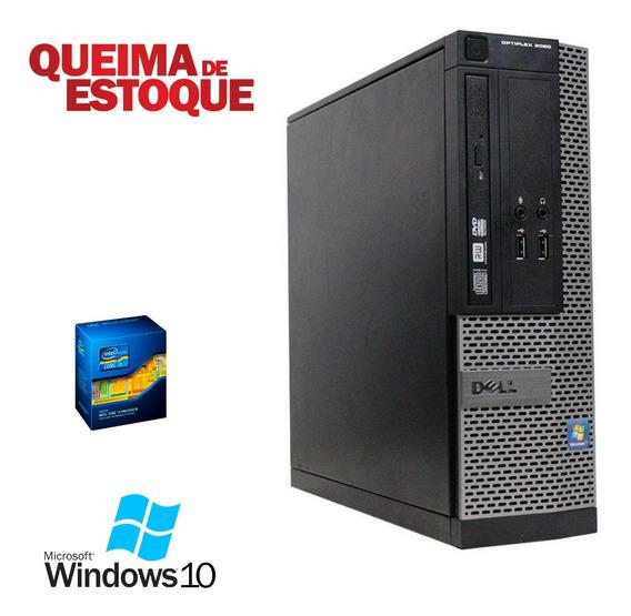 Cpu Intel Core I5 4gb Hd 1tb Windows 10 Pró - Imperdível