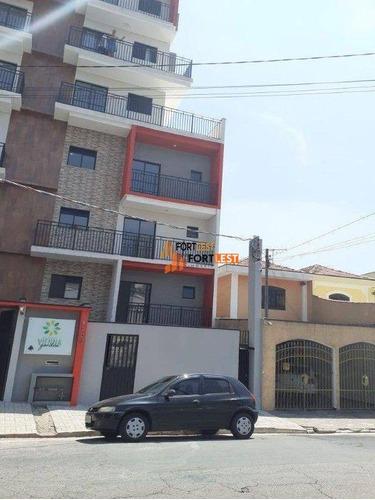 Apto Novo Com 2 Dormitórios, Vaga De Garagem Em Vila Formosa - Ap0155
