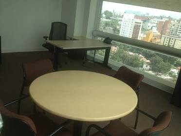 Oficina Para 1/2 Personas-cuajimalpa, Torre Arcos Bosques I